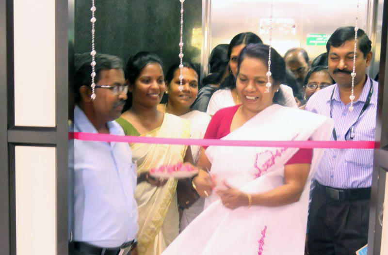 Gender cell inauguration